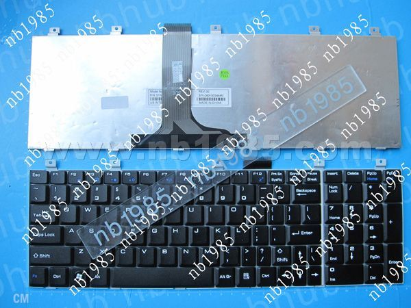 NEW MP-03233U4-359D S1N-3UUS141-C54 Black keyboard
